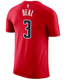 Nike Men's Bradley Beal Washington Wizards Icon Player T-Shirt