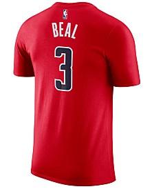 Nike Men's Bradley Beal Washington Wizards Icon Player T-Shirt