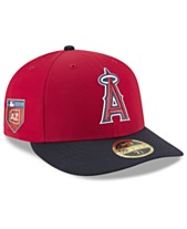 newest collection 1085b 942c0 New Era Los Angeles Angels Spring Training Pro Light Low Profile 59Fifty  Fitted Cap