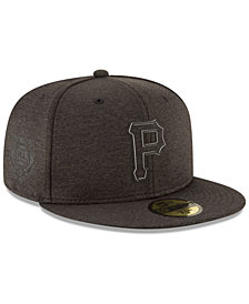 New Era Pittsburgh Pirates Clubhouse 59Fifty Fitted Cap