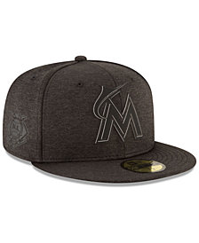 New Era Miami Marlins Clubhouse 59Fifty Fitted Cap
