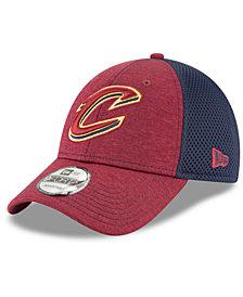New Era Cleveland Cavaliers Shadow Turn 2 Adjustable Cap