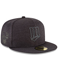 New Era Minnesota Twins Clubhouse 59Fifty Fitted Cap