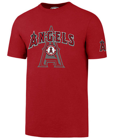 '47 Brand Men's Los Angeles Angels On-Deck Rival T-Shirt