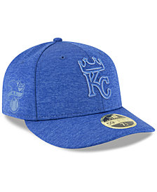 New Era Kansas City Royals Clubhouse Low Crown 59Fifty Fitted Cap