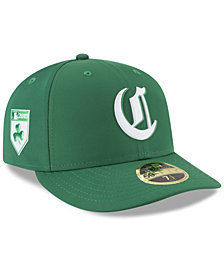 New Era Cincinnati Reds St. Patty's Day Pro Light Low Crown 59Fifty Fitted Cap