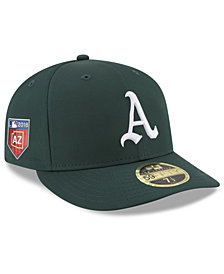 New Era Oakland Athletics Spring Training Pro Light Low Profile 59Fifty Fitted Cap