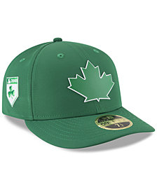 New Era Toronto Blue Jays St. Patty's Day Pro Light Low Crown 59Fifty Fitted Cap