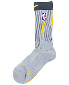 Nike Men's Cleveland Cavaliers Elite Quick Crew Socks