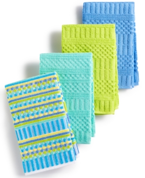 Fiesta Kitchen Towels Set of 4 Alexa Cool Bar Mops