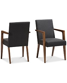 Andrea Armchair (Set Of 2), Quick Ship