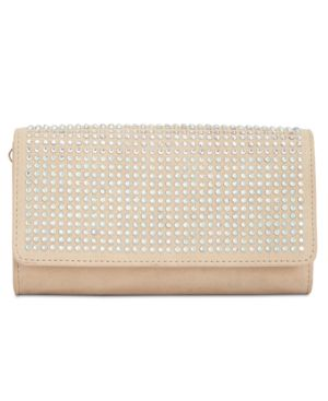 KOREY CRYSTAL SMALL CLUTCH