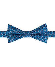 Tommy Hilfiger Firefly-Print Bowtie, Little & Big Boys