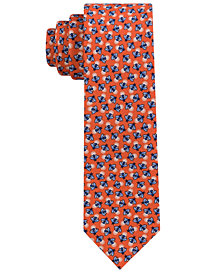 Tommy Hilfiger Firefly-Print Necktie, Little & Big Boys