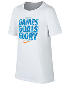 Nike Games-Print T-Shirt, Big Boys