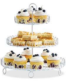Martha Stewart Collection Cupcake Tree, Created for Macy's