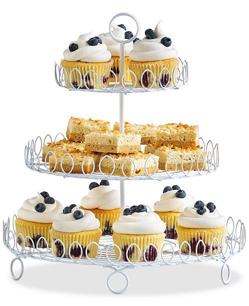 Martha Stewart Collection Cupcake Tree Created For Macys