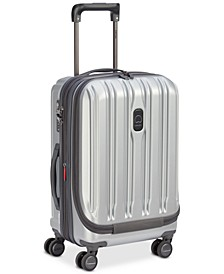 "ConnecTech 19"" International Expandable Carry-On Spinner Suitcase, Created for Macy's"