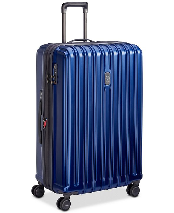 """Delsey ConnecTech 29"""" Spinner Suitcase, Created for Macy's"""