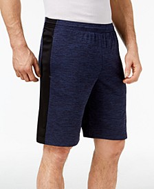 "Men's Side Stripe 10"" Knit Shorts, Created for Macy's"