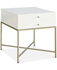 Delano Rectangular End Table