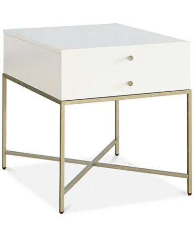 Delano Rectangular End Table