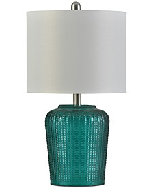 Champagne Table Lamp