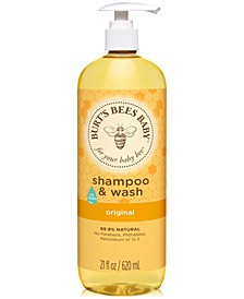 Baby Original Shampoo & Wash, 21 fl. oz.