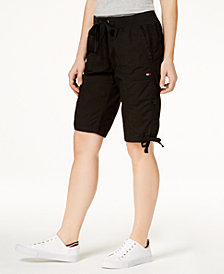 Tommy Hilfiger Sport Convertible Shorts, Created for Macy's