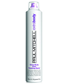 Paul Mitchell Extra-Body Firm Finishing Spray, 11-oz., from PUREBEAUTY Salon & Spa