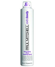 Paul Mitchell Extra-Body Firm Finishing Spray, 11-oz., from PUREBEAUTY Salon & Spa