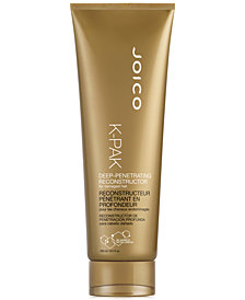Joico K-PAK Deep-Penetrating Reconstructor, 8.5-oz., from PUREBEAUTY Salon & Spa