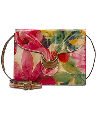 Van Sannio Trifold Clutch Crossbody by Patricia Nash