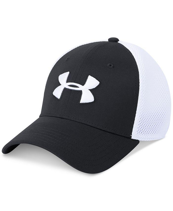 Under Armour - Men's UA Microthread Golf Mesh Cap