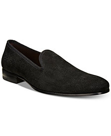 Mezlan Men's Slip-On Suede Loafers, Created for Macy's