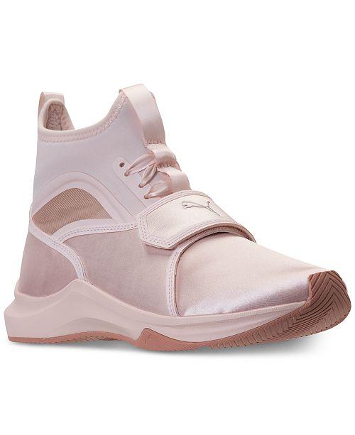 7ca7fdbab7dc42 Puma Women s Phenom Satin EP Casual Sneakers from Finish Line ...