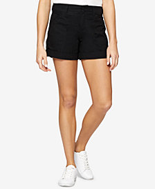Sanctuary Wanderer Cuffed Shorts