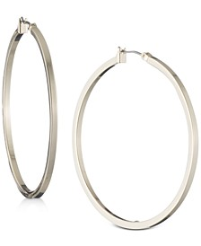 "2"" Thin Hoop Earrings, Created for Macy's"