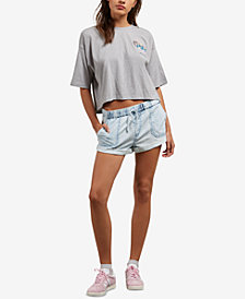 Volcom Juniors' Sunday Strut Cuffed Shorts