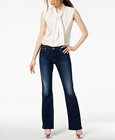 7 For All Mankind The Kimmie Bootcut Jeans