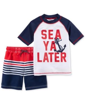 Carter's 2-Pc. Sea Ya...