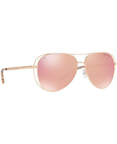 4ed1bf8832 ... Michael Kors Polarized Sunglasses
