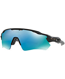 Oakley Polarized Sunglasses, RADAR EV PAT OO9208