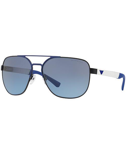6b9ab88201 Emporio Armani Sunglasses, EA2064; Emporio Armani Sunglasses, EA2064 ...