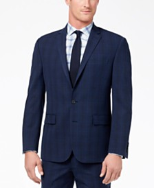 Ryan Seacrest Distinction™ Men's Ultimate Modern-Fit Stretch Suit Jackets, Created for Macy's