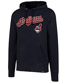 '47 Brand Men's Cleveland Indians Headline Hoodie