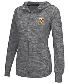 G-III Sports Women's Minnesota Vikings Defender Hoodie