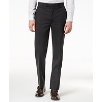 Calvin Klein Men&#39s Slim-Fit Stretch Dress Pants