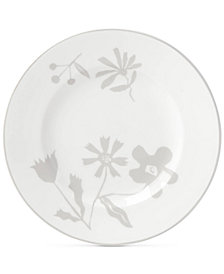 kate spade new york Spring Street Flax Accent Plate