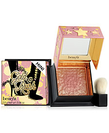 Benefit Cosmetics Box O' Powder Gold Rush Blush Mini